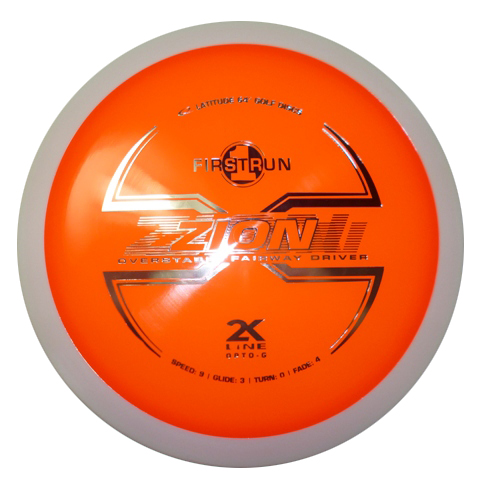 Zion Opto 2K Orange