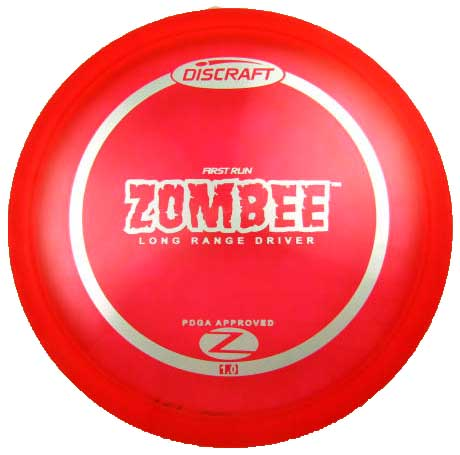 Zombee Elite Z Red