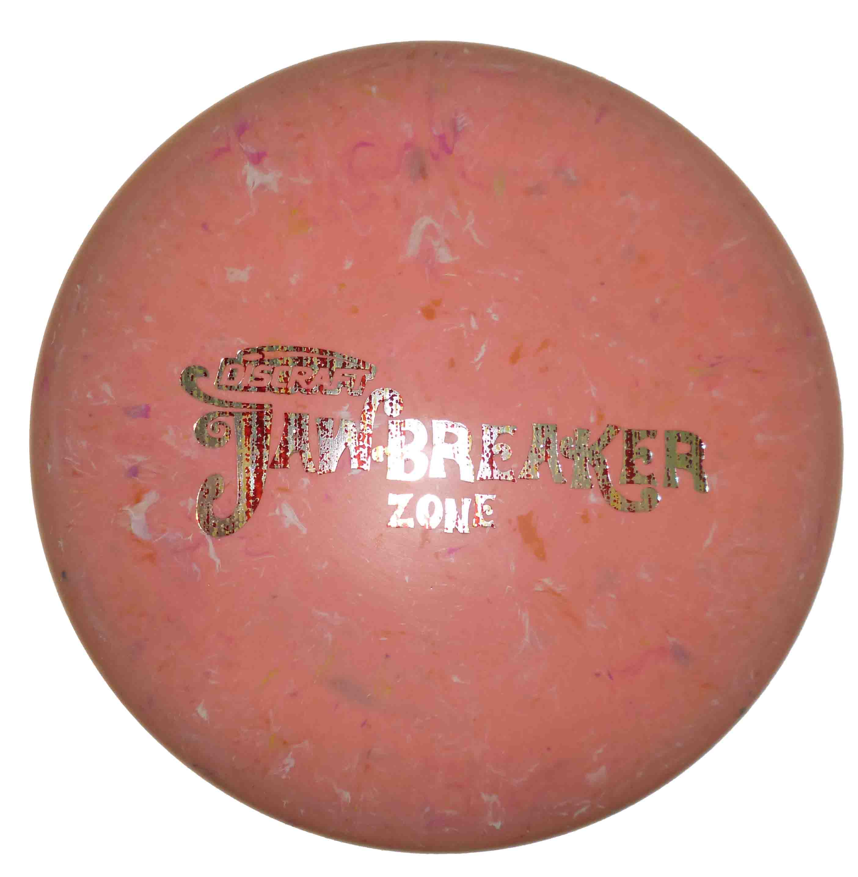 Zone Jawbreaker Orange