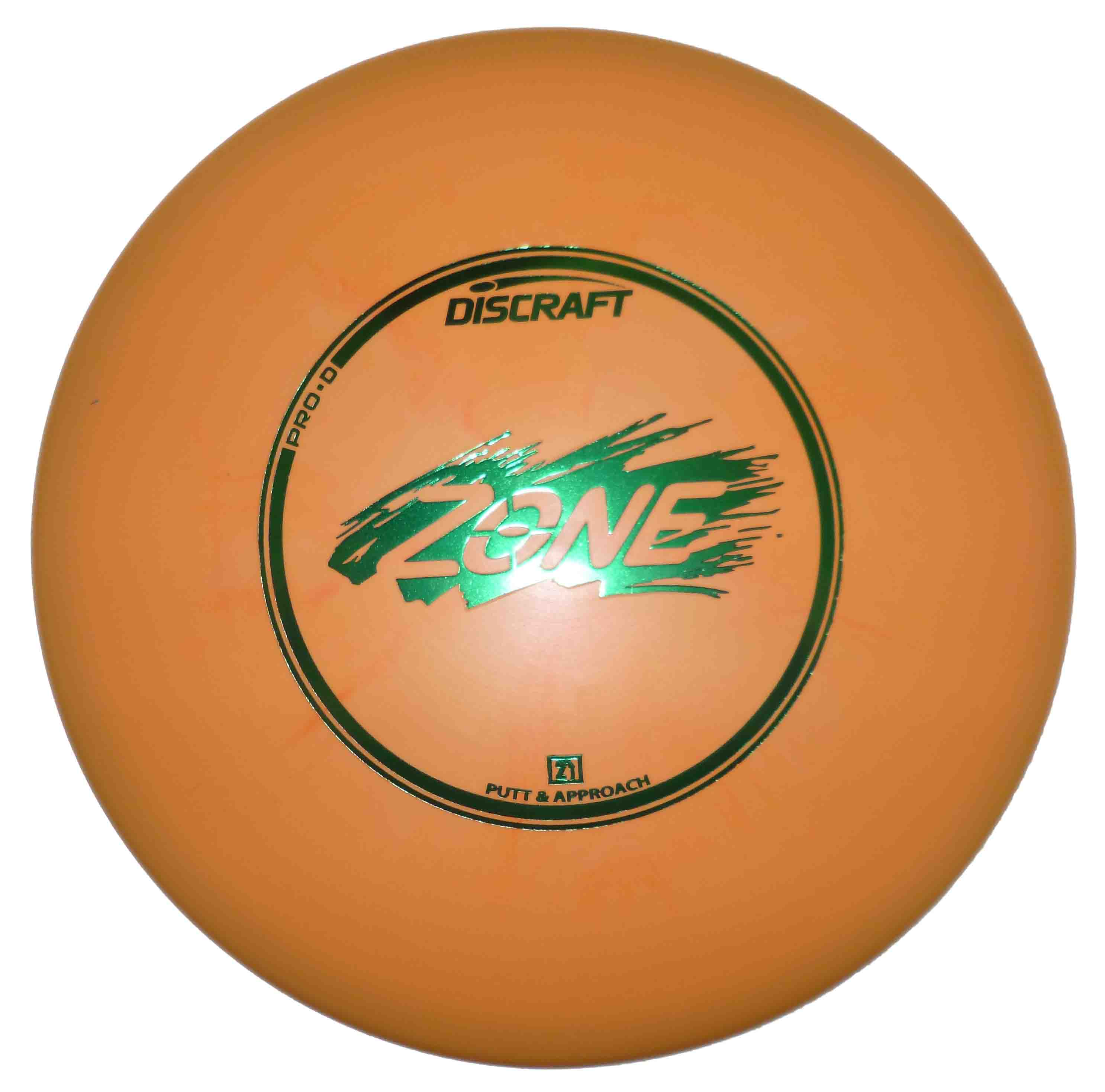 Zone Pro D Orange