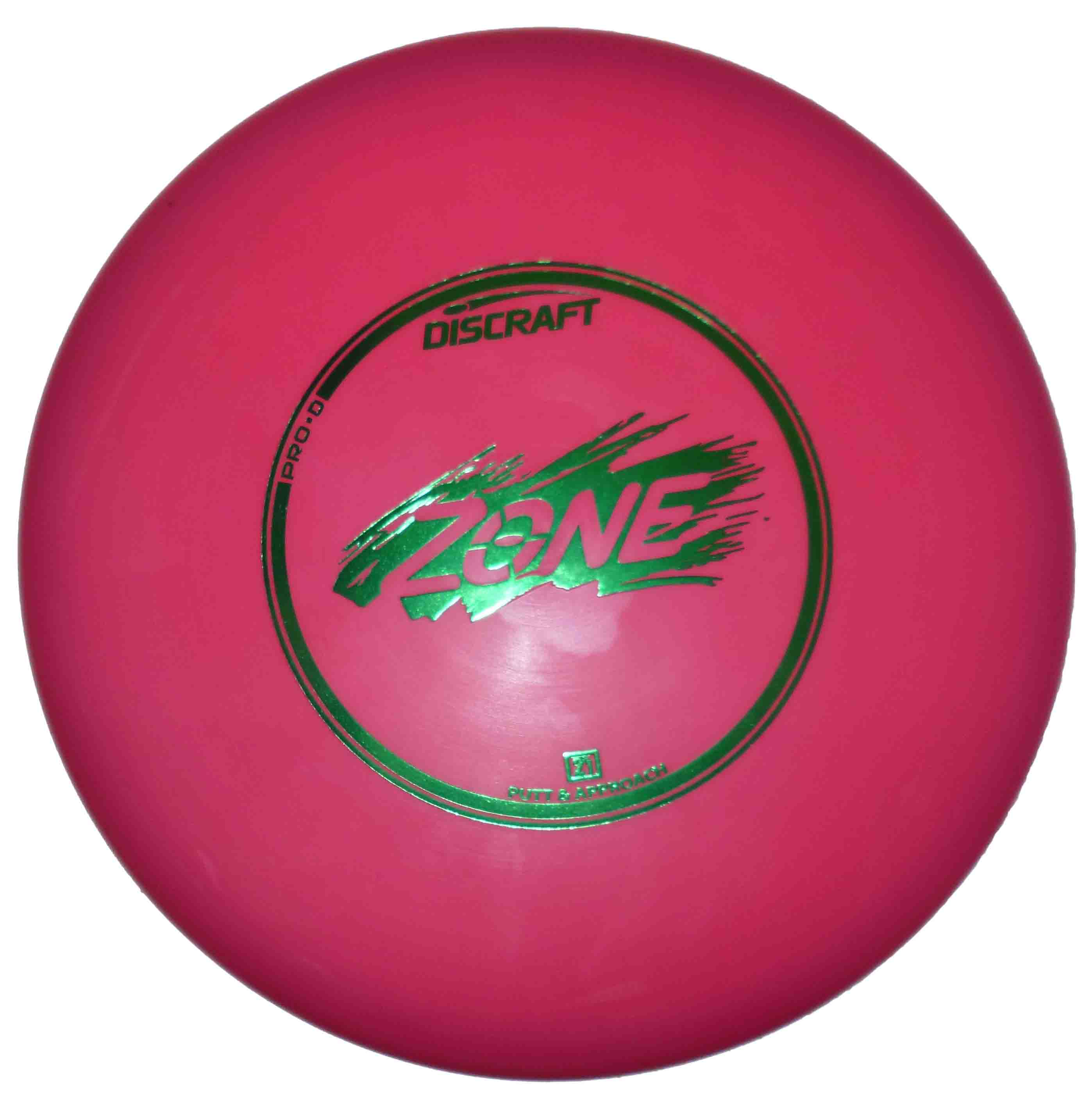 Zone Pro D Pink