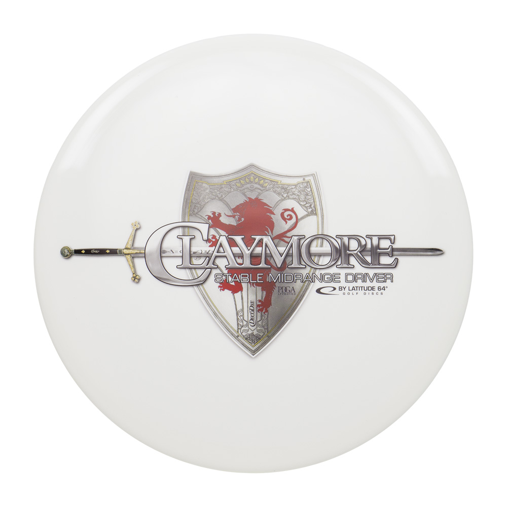 Claymore Gold Serie Deco Dye White