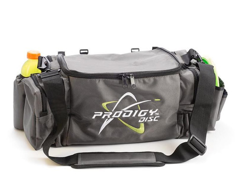 Tournament Bag Grey with Straps