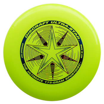 Ultra Star 175 G Yellow