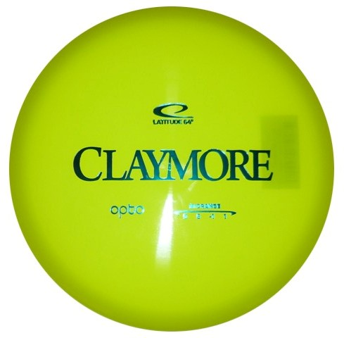 Claymore opto line yellow