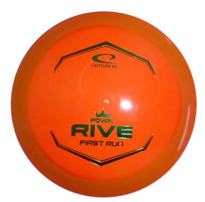 Rive Royal First Run Orange